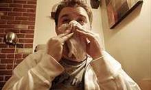Ostry nieżyt nosa, czyli potocznie mówiąc, katar.