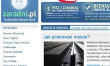 Jak przeglądać najnowsze porady dodane do Zaradni.pl?