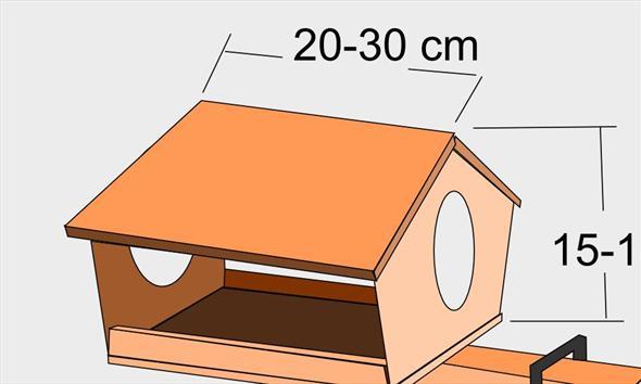 Jak zrobić karmnik dla ptaków?