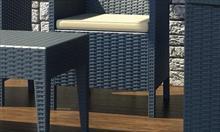 Fotele ogrodowe i na taras