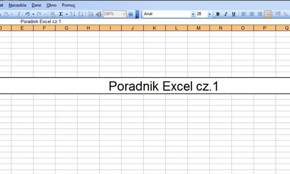 Jak stworzyć inicjały z imienia i nazwiska w Excelu?