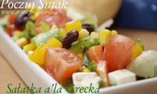 Jak zrobić sałatkę typu Greckiego?