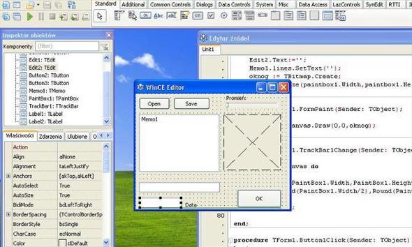 Jak napisać własne programy na Windows CE?