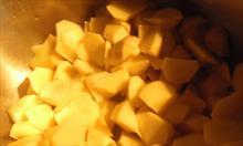 Przygotowanie ziemniaków
