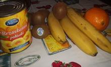 owoce potrzebne do sałatki