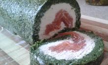 Jak zrobić roladę szpinakową z łososiem?