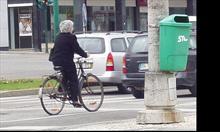 Korzystaj ze ścieżek rowerowych
