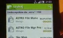 Instalujemy Astro File Manager