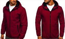 Różne kolory i fasony męskich kurtek przejściowych