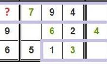 Jak grać w sudoku?