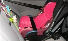 Jak podróżować samochodem z niemowlakiem?
