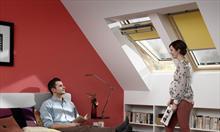 Jak udekorować okna połaciowe?
