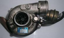 Turbosprężarka do silnika o mocy 100KM.