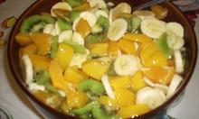 Jak zrobić sałatkę owocową ?