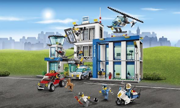 Lego City - odkryj z nami nowe miejsca!