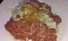 Przygotowanie mięsa wieprzowego