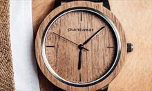 Drewniane zegarki Plantwear – ekologicznie i modnie