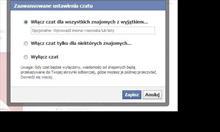 Jak być niewidocznym w czacie na Facebooku?