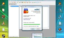 Jak  umówić się na mixa/spara w programie mIRC w CS 1.6?