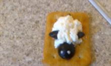 Jak zrobić kanapeczki owieczki na przystawkę?
