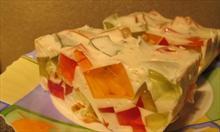 Salceson- ciasto na zimno z galaretką.