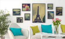 Obrazy – sposobem na odświeżenie salonu