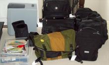 Weekendowy odpoczynek = mały bagaż