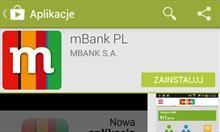 Jak uzyskać mobilny dostęp z telefonu do konta w Mbank ?