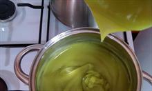 Przygotowanie masy zielonej