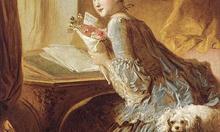 Obraz ojelny Jean-Honoré Fragonard - La lettre d'amour